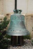 Bell at Sentjakob Church in Skofja Loka Royalty Free Stock Photography