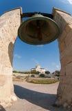 Bell in Sewastopol Stockfoto