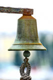 Bell on the ship Royalty Free Stock Photography