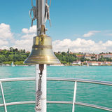 Bell on the ship Royalty Free Stock Photos