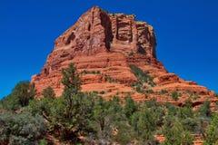 Bell skała Sedona zdjęcie stock