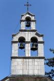 Bell står hög Fotografering för Bildbyråer