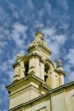 Bell står hög Arkivfoto