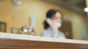 Bell sul contatore in hotel archivi video