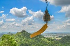 Bell sul fondo del paesaggio Immagine Stock