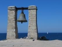 Bell sur la Mer Noire. Photo libre de droits
