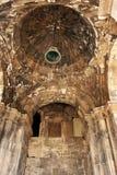 Bell in Tatev monastery royalty free stock photo