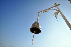 Bell in temple Royalty Free Stock Photos