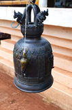 Bell in Temple Royalty Free Stock Photo