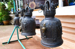 Bell in Temple Royalty Free Stock Photography