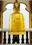 Bell in temple Thailand Royalty Free Stock Photography