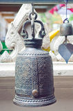 The bell in the temple. Stock Photography