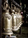 Bell. Temple Thailand Stock Photography