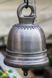 Bell in thai temple Royalty Free Stock Photos