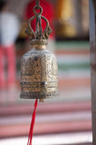 Bell of Thai temple Stock Photography