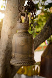 The bell in thai temple Stock Image