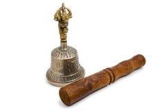 Bell tibetana Foto de archivo