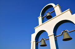 A bell tower Stock Image