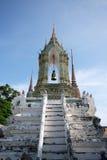 Bell Tower. At Wat Pho in Bangkok Royalty Free Stock Photos