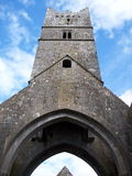 Bell Tower. At Rosserk Friary Royalty Free Stock Photos