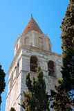The bell tower of Aquileia Royalty Free Stock Images