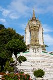 Bell Tower Bangkok Royalty Free Stock Images