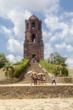 Bell Tower of Bantay, Luzon, Philippines Stock Photos