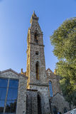 Bell tower of the Basilica Royalty Free Stock Image