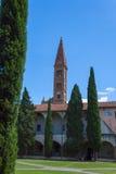 Bell Tower Basilica of Santa Maria Novella - Florence Stock Photography