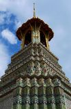 Bell Tower. A beautiful bell tower in Wat Phra Kaew Thailand royalty free stock image