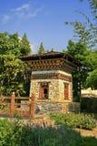 Bell Tower,Bhutan Stock Photo