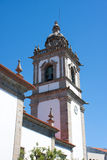 Bell tower in Braga Stock Images