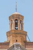 Bell tower of the Castle of Good Hope Royalty Free Stock Images