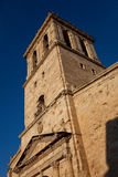 Bell tower of the cathedral of Ciudad Rodrigo Royalty Free Stock Image