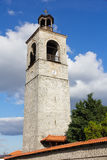 Bell tower of Church in Bansko, Bulgaria Stock Image
