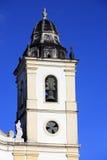 Bell tower church olinda Stock Image