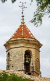 Bell Tower of the Church of San Pablo Royalty Free Stock Image