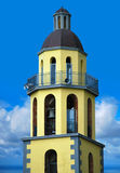 Bell tower of the church Royalty Free Stock Photography
