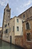 Bell Tower, Dorsoduro Royalty Free Stock Images