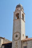 Bell Tower, Dubrovnik Croatia Royalty Free Stock Photos