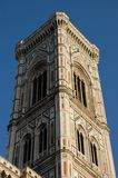 Bell Tower of the Duomo Stock Images