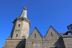 Bell Tower, Fougeres Royalty Free Stock Photos