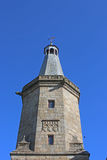 Bell Tower, Fougeres Royalty Free Stock Photography
