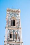 Bell tower of Giotto, Florence Royalty Free Stock Photography