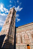 Bell Tower Giotto - Florence Tuscany Italy Stock Image