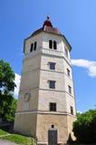 Bell tower in Graz, Austria Royalty Free Stock Photos