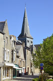 Bell tower of Guérande in France Royalty Free Stock Photography