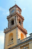 Bell tower, Heraklion, Crete, Greece. Royalty Free Stock Images