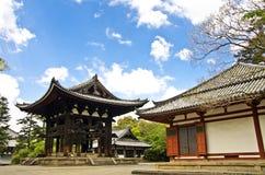 Bell Tower In Todai-ji Temple, Nara Royalty Free Stock Image