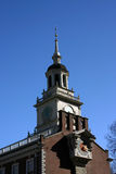 Bell Tower Independence Hall Royalty Free Stock Photos